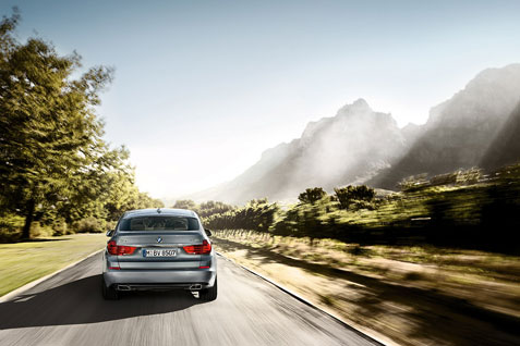 Georg Fischer Fotograf Photographer - Menu / Portfolio / Cars/Landscape  - BMW International Advertising