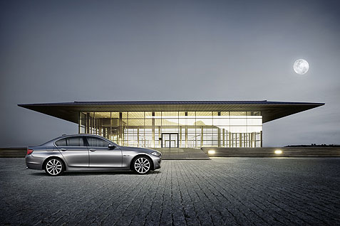 Georg Fischer Fotograf Photographer - Menu / Portfolio / Cars/Architecture  - BMW International Advertising