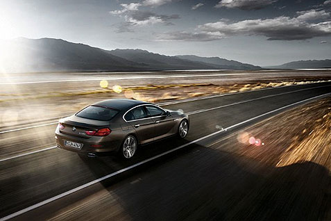 Georg Fischer Fotograf Photographer - Menu / Portfolio / Cars/Action II  - BMW International Advertising